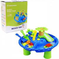Детский игровой песочный набор Beach Toy 45*45*22 см, от 1,5 лет (103)