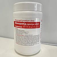 Салфетки манорапид для гигиенической обработки кожи и дезинфекции медицинских изделий, 200 шт