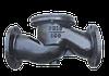 Клапан 16ч6п діаметр 80 фланцевий горизонтальний
