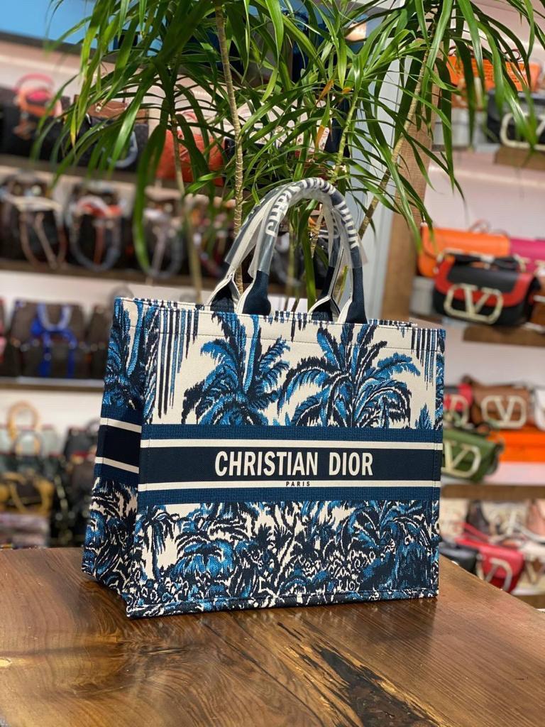 Женская сумка шопер/ шопер диор/Christian Dior (люкс копия)