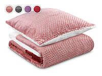 Набір подушка і ковдра Теплі обійми 2020 Dormeo, фото 1