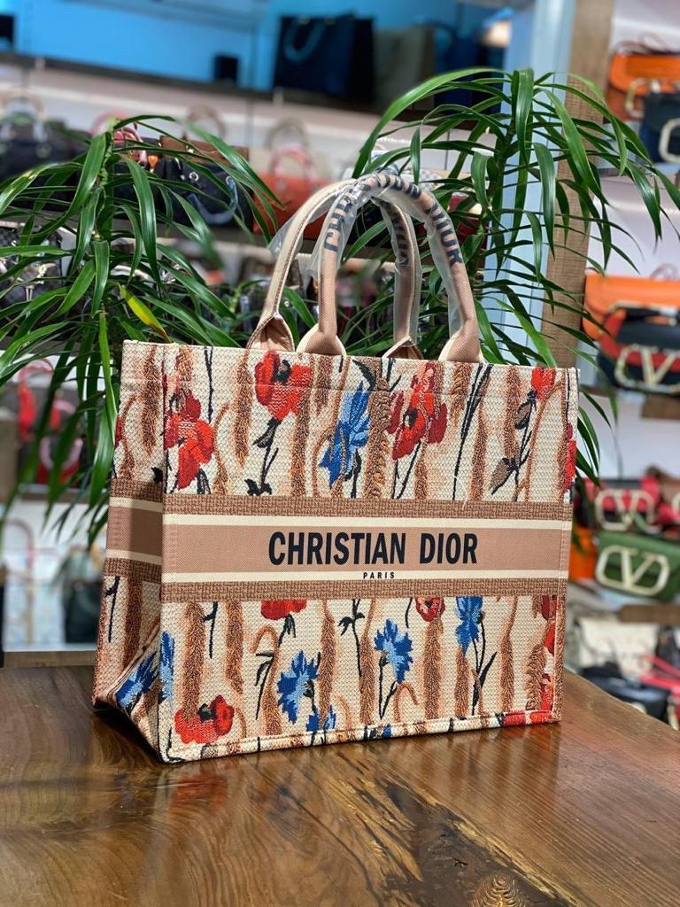 Женская сумка шопер/шопер диор/ Christian Dior (люкс копия)