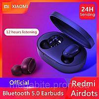 Беспроводные наушники Xiaomi Redmi Airdots Pro , bluetooth наушники Xiaomi Redmi Airdots, Short