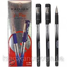 Ручка шариковая RADIUS I-Pen 0.7мм черн.