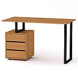 Стол письменный Лофт - 2, фото 8