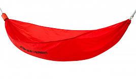 Гамак Sea to Summit Hammock Set Pro Double (3000х1900мм), червоний