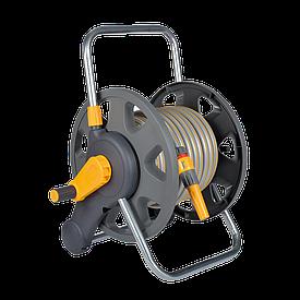 Катушка cо шлангом d12,5 мм 25 м Select + 4 коннектора HoZelock 2431