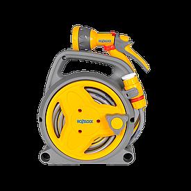 Катушка со шлангом d7,5мм 8 и 2 м + 4 коннектора Pico Reel HoZelock 2425