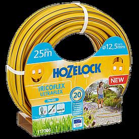 Шланг d12,5 мм 25 м Tricoflex Ultraflex HoZelock 117006