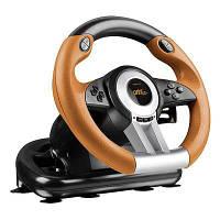 Кермо Speedlink Drift Z. O. Racing Wheel PC (SL-6695-BKOR-01)