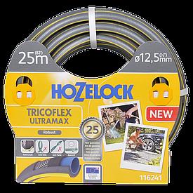 Шланг d12,5 мм 25 м Tricoflex Ultraflex HoZelock 116241