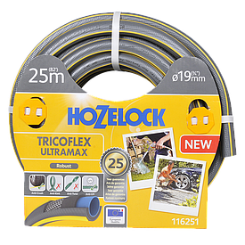 Шланг d19 мм 25 м Tricoflex Ultraflex HoZelock 116251