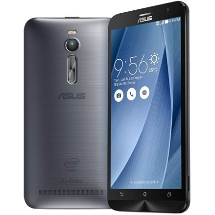 Смартфон ASUS ZenFone 2 ZE551ML (Glacier Gray) 2/16GB