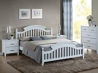 Ліжко дерев'яне Lizbona Singal 160*200 / Кровать деревянная Lizbona Signal 160х200