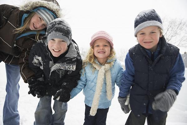 демисезонная и зимняя верхняя одежда для ребенка
