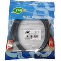 Кабель мультимедійний HDMI to HDMI 1.0 m V2.0 Atcom (24941)
