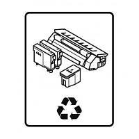 Корпус картриджа HP CE278A (C_VIRGIN_HP78A)