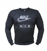 Мужской Свитшот Черный Nike AIR