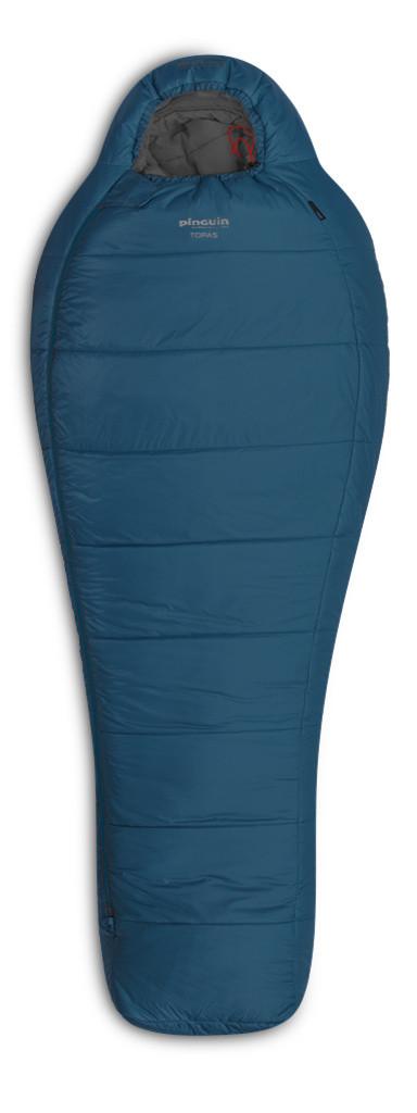 Спальний мішок Pinguin Topas (-1/-7°C) 185 см синій