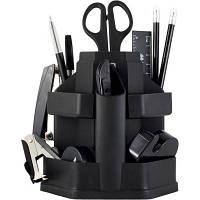 Настольный набор BUROMAX 16 items, black (BM.6302-01)