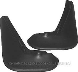 Брызговики Geely MK-2 09- хетчбэк задние (Л. Локер)