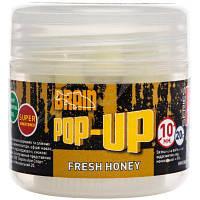 Бойл Brain fishing Pop-Up F1 Fresh Honey (мёд с мятой) 12mm 15g (1858.04.35)