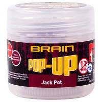 Бойл Brain fishing Pop-Up F1 Jack Pot (копченая колбаса) 12mm 15g (1858.04.08)