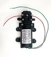 Насос для аккумуляторного опрыскивателя 12 V, ForteKF2203.Для систем капельного орошения.