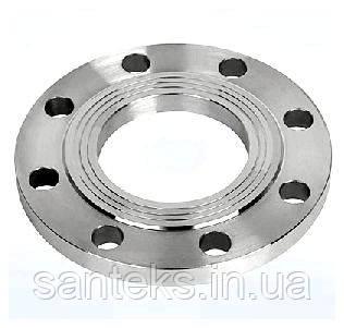 Фланець сталевий плоский приварний Ду 125 Ру 10 (7307 91 00 00)