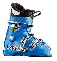 Горнолыжные ботинки детские Lange RSJ 50
