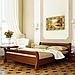 Кровать деревянная двуспальная Диана (бук), фото 8