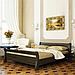 Кровать деревянная двуспальная Диана (бук), фото 9