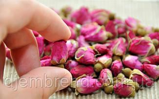 Бутоны чайной розы, 100 г. Лучшая цена - 200грн/100г. и 670грн/500г.