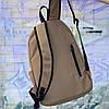 Однотонный рюкзак унисекс, фото 5