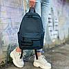 Однотонний рюкзак унісекс, фото 3