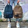 Однотонний рюкзак унісекс, фото 2