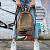 Однотонный рюкзак унисекс, фото 4