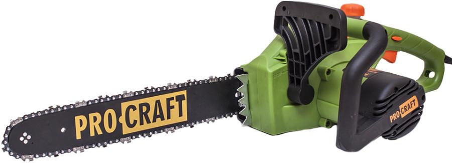 Электропила цепная Pro-Craft K2350 (2 шины 2 цепи)