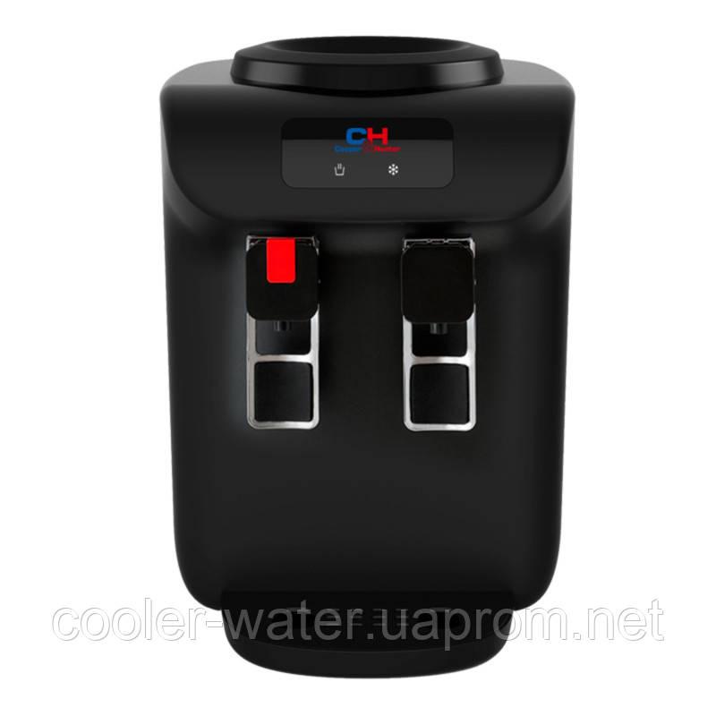 Кулер для воды с нагревом Cooper&Hunter CH-D65FN Black