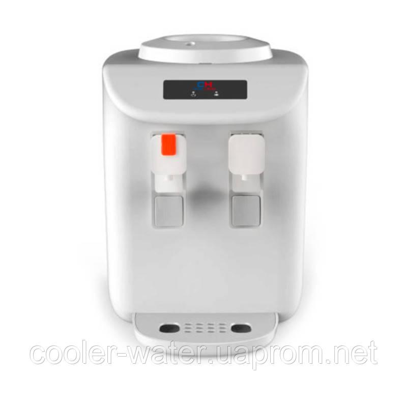 Кулер для воды с нагревом и охлаждением Cooper&Hunter CH-D65E White
