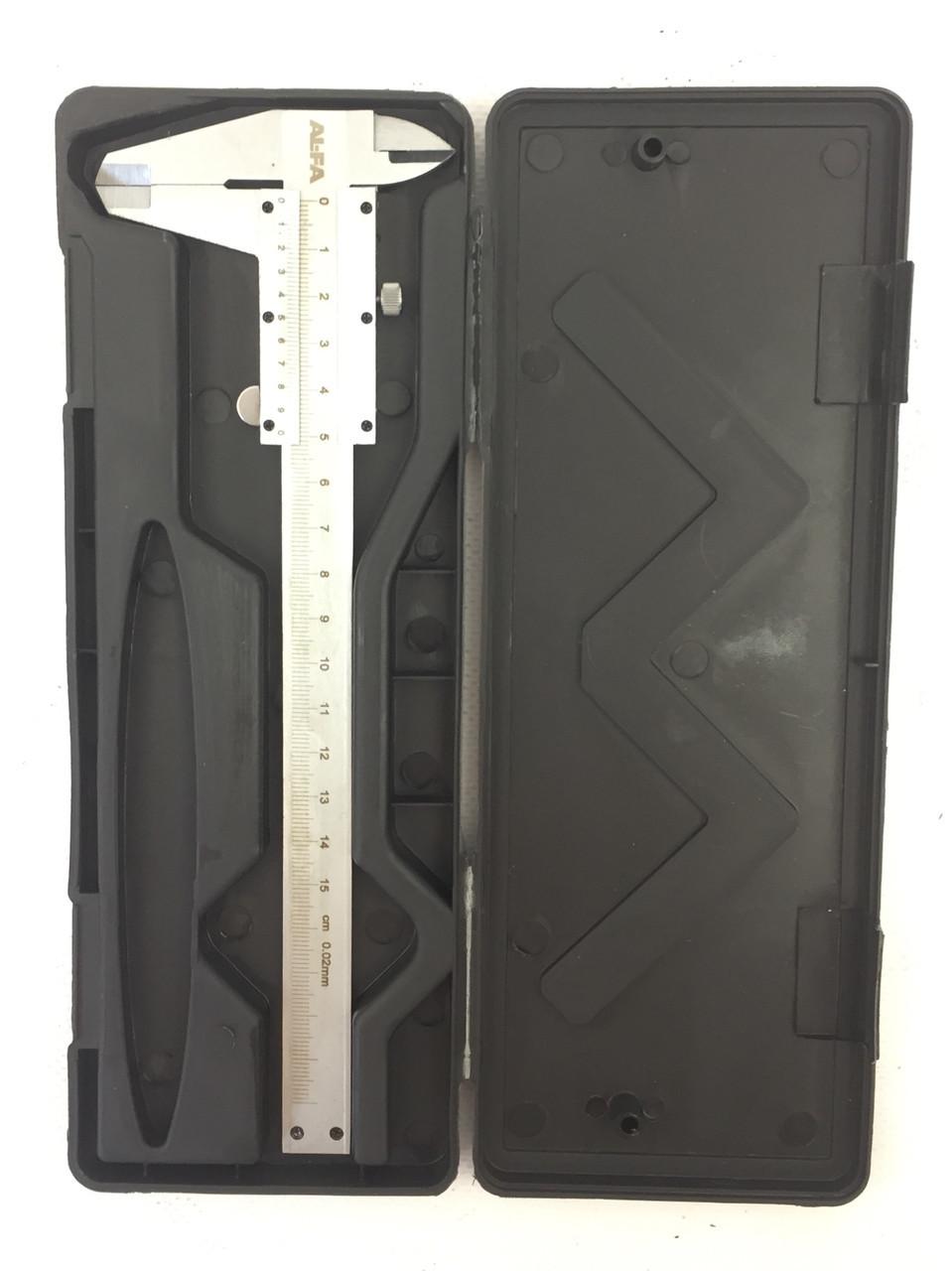 Штангенциркуль AL-FA ALS 150 мм