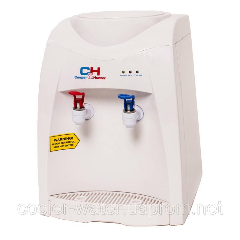 Кулер для води з нагрівом і охолодженням Cooper&Hunter YLRT 0.7-6Q5 White