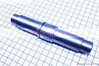 КПП - Вал промежуточный на мотоблок с двигателем  175N / 180N