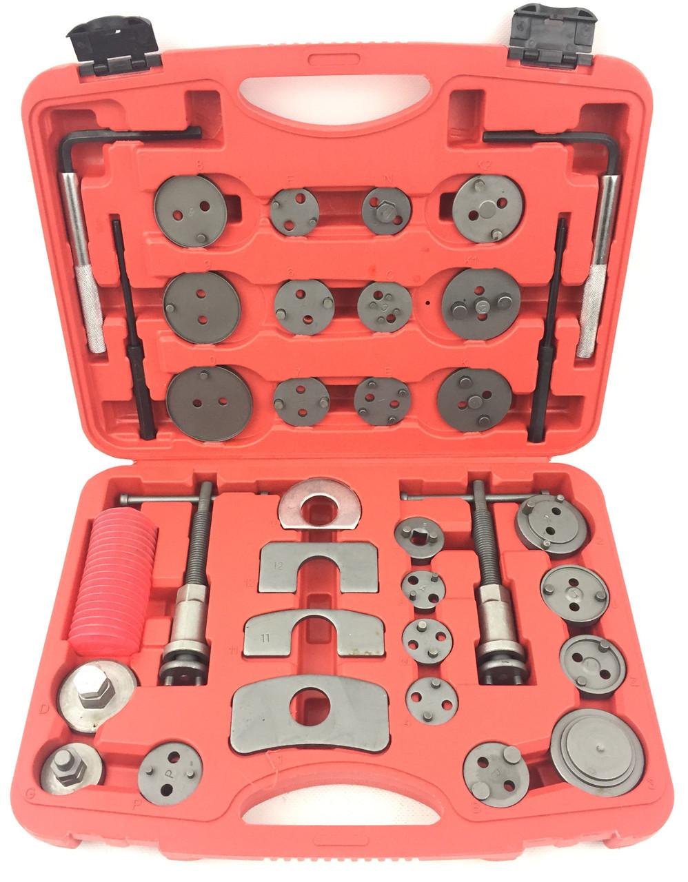 Набір для заміни гальмівних колодок LEX LXBPS35