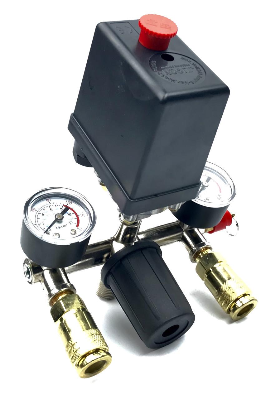 Автоматика в зборі для компресора 220В Profi (BM-02)