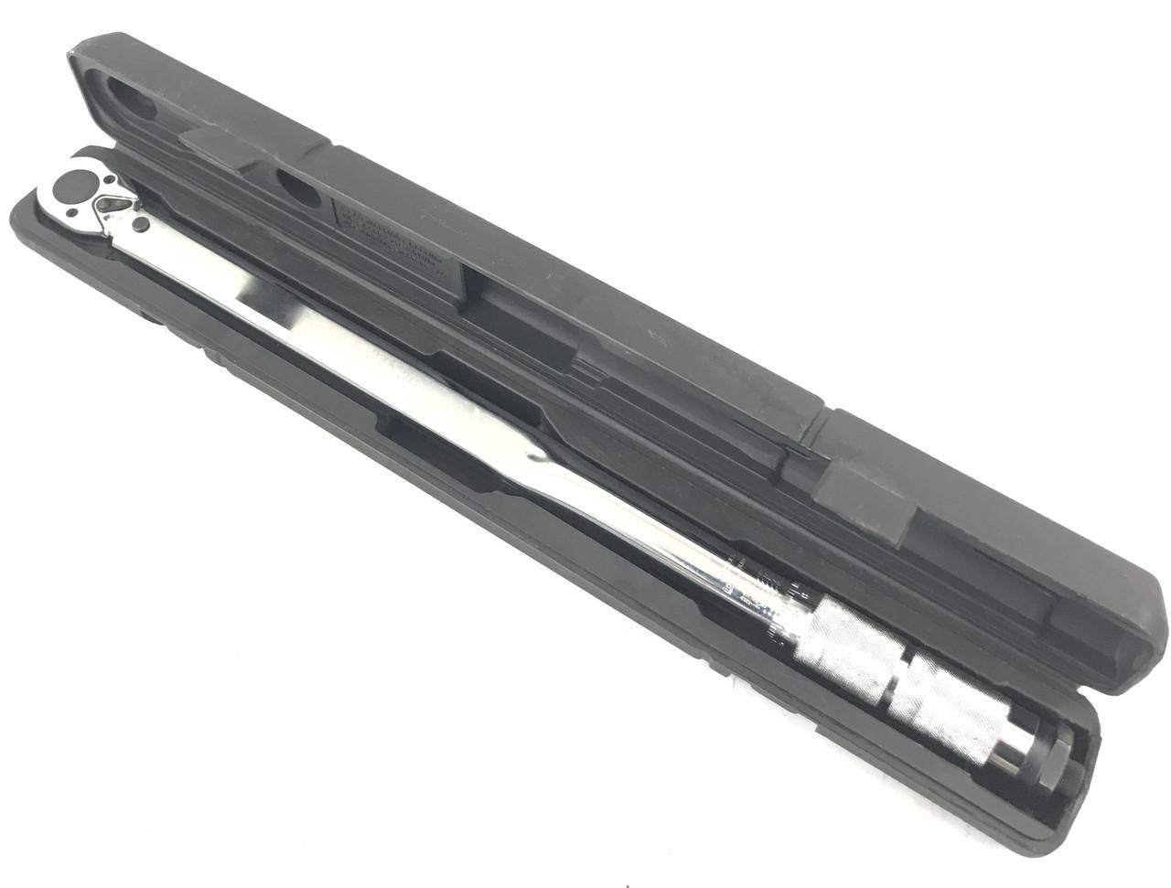 Динамометричний ключ щелчкового типу Falon Tech Польща (25-250 Нм)
