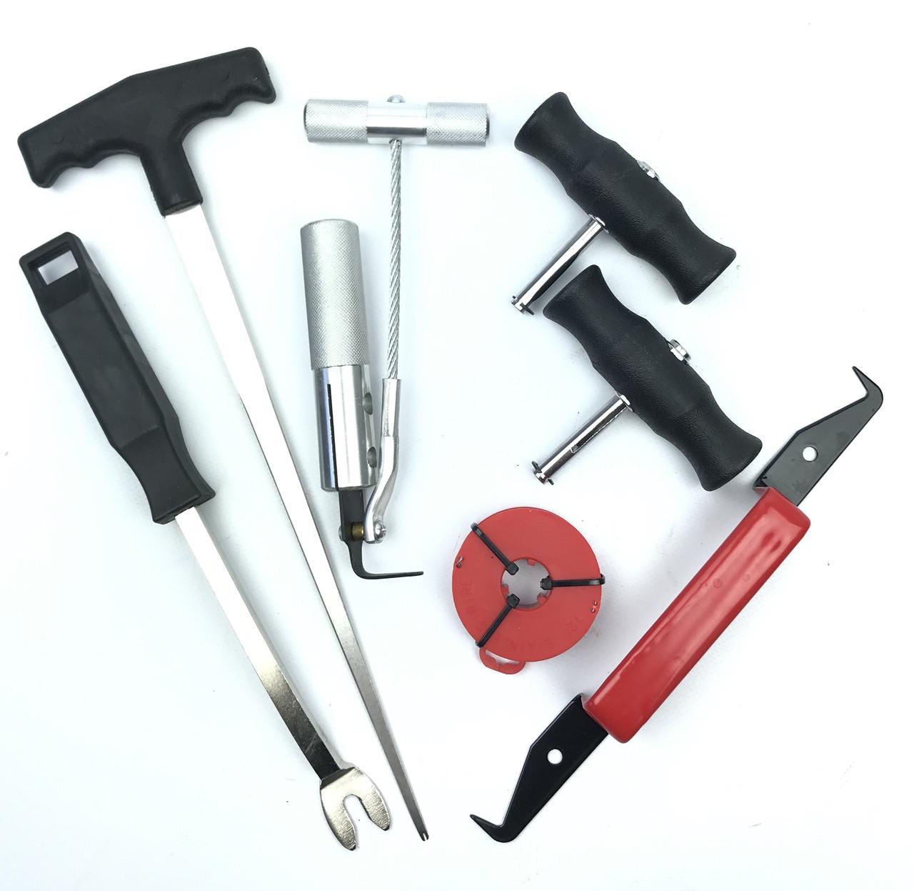 Набір для заміни лобового скла MAX 7 предметів