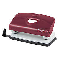 Дырокол Axent Exakt-2 metal, 10sheets, red (3910-06-А)