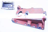 КПП - Крышка редуктора (большая) 101-2 (Вариант А) на мотоблок с двигателем  175N / 180N