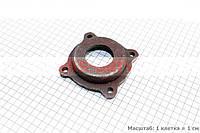 КПП - Полуоси крышка на мотоблок с двигателем  175N / 180N, фото 1